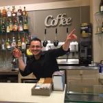 Dolce amaro caffe Foto