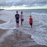 Walking distance to Vero's gorgeous beach