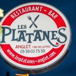 Les Platanes