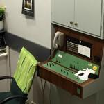 Die antike Zentrale der Kommunikation