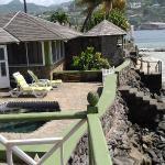 Foto de Young Island Resort