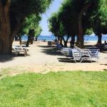 Juny 2015- beach /pool area