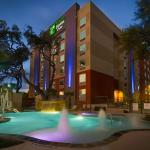 Holiday Inn Express & Suites Medical Ctr North San Antonio TX Hotel with Resort Style Pool