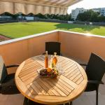 Miramare 2 apartment balcony