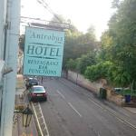 Foto de The Antrobus Arms Hotel