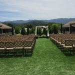 Frequently hosts weddings