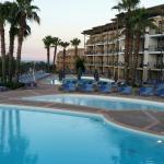Foto de Hotel Baie des Anges