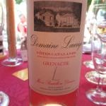 la bouteille de rosé de Thuir