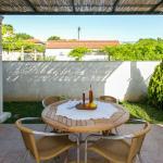 Campara 1 studio apartment terrace