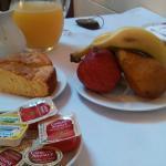 desayuno muy completo