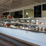 M Cafe Melrose Interior