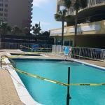 Pools that got shut down