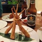 Prawn Sticks