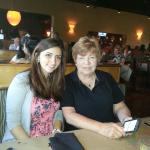 At Bonefish with Bobbie and Hayleigh