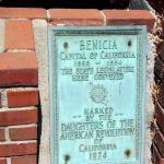Benicia State Capitol and Historical Park, Benicia, Ca