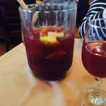 The sangria is the BEST around