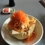 Spicy Mango Prawn