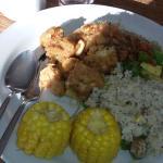 Makan pagi di Amaris
