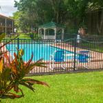 Pool/ BBQ area
