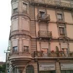 Здание жилого дома/отеля.