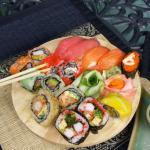 sushi doppio