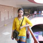 Inside Dwarawati Bhaktiniwas