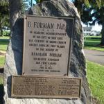 B. Forman Park