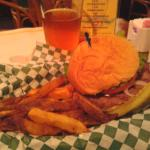Happy Hour Burger: Classic and without pretentiousness