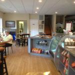 Pultneyville Deli Company - dining room