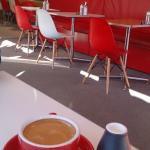 The coffee!