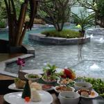 original Thai experience by the pool