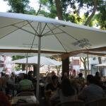Marktplatz-Flair
