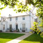 Keats House in leafy Hampstead