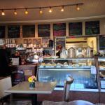 The Bean Counter Cafe