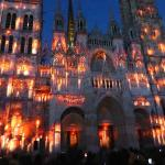 Cathedral Light Show 2015