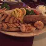 Chart Room - Mixed Seafood Grill