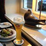 Φωτογραφία: Restaurant Concorde im Courtyard by Marriott Hamburg