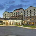 Welcome to the Hilton Garden Inn Woodbridge VA