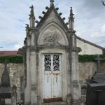 Check out the historic Bouzy cemetery, a short walk away