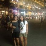 With a Balikbayan