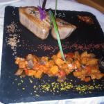 В отельном ресторане Codarossa у многих блюд - необычная подача