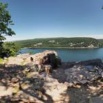 Devil's Lake State Park West Bluff view 1