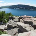 Devil's Lake State Park East Bluff view 2