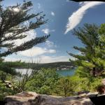 Devil's Lake State Park East Bluff view 4