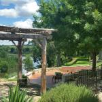 Picture yourself relaxing under the oaks and taking in the view of Lake Travis!