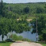 Lake Travis is just a short walk away!