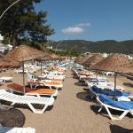 Foto de Golmar Beach Hotel