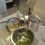 Authentic food & great masala chai!