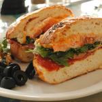 Amazing Sandwiches...
