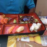 Great Sushi combo !!!